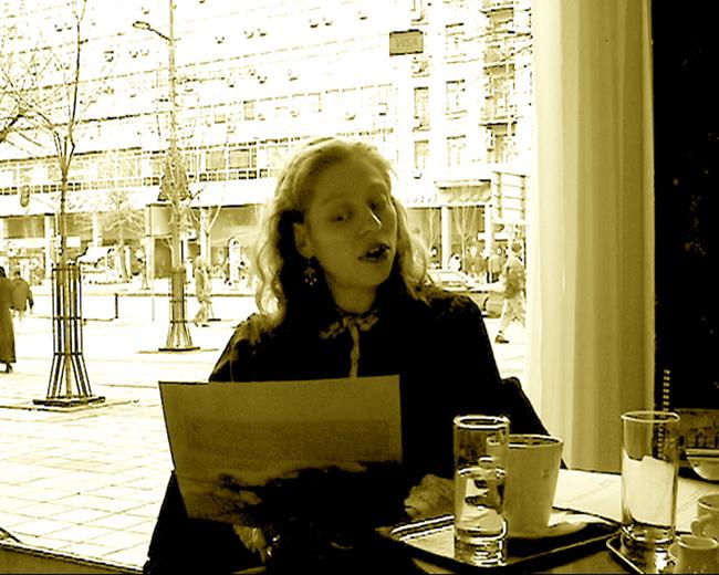 Tina Gverović – Constant Traveller