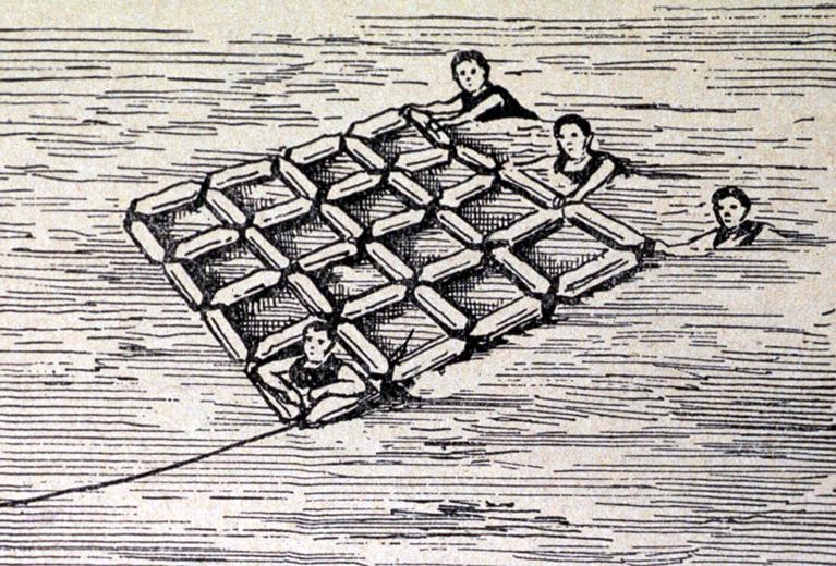 Tina Gverović – Diary of Drowning