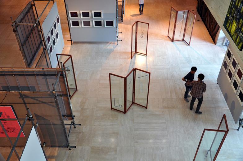 Tina Gverović – Invisible Building