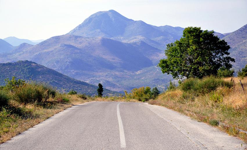 Tina Gverović – Travelling South